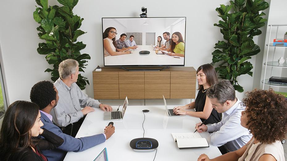 Logitech Videokonferenz