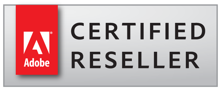 Adobe Certified Reseller Badge