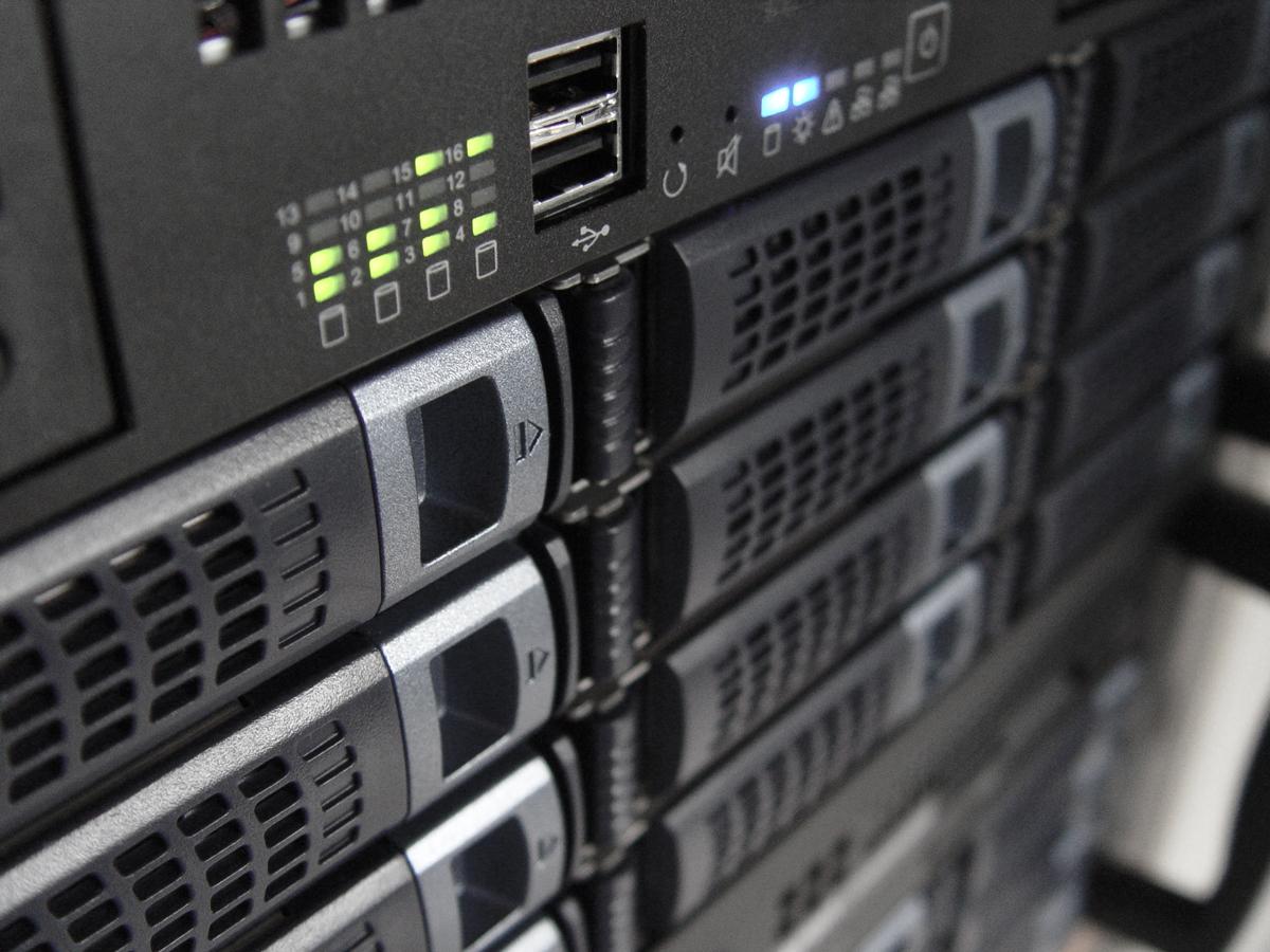 Serverkonsolidierung